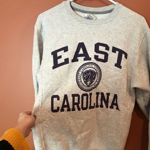 Russell East Carolina University Sweatshirt
